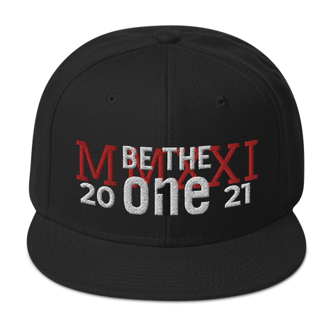 Be The One Grad21 WR Snapback Hat