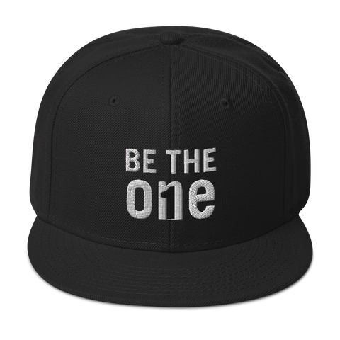 Be The One Snapback Hat