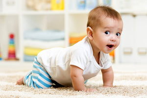 Tips To Get Your Baby Crawling Like a Champion!