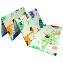 Marcus & Marcus Reversible Playmat - ABC