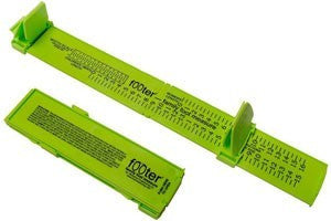 Footer Family Foot Measure