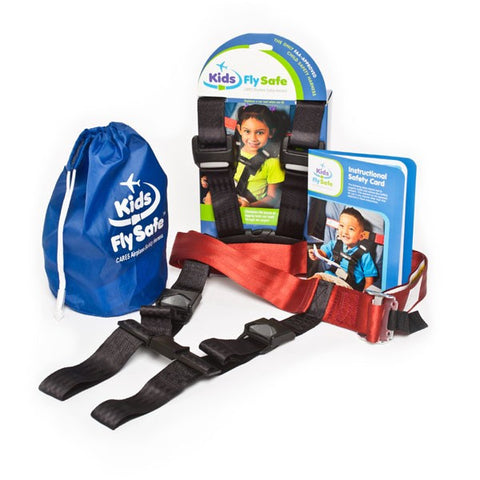 CARES – Airplane Safety Harness