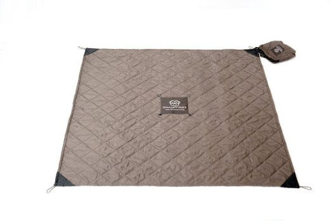 Monkey Mat® - Quilted Grey Groove