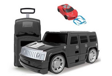 Kid Travel Case / RC Car