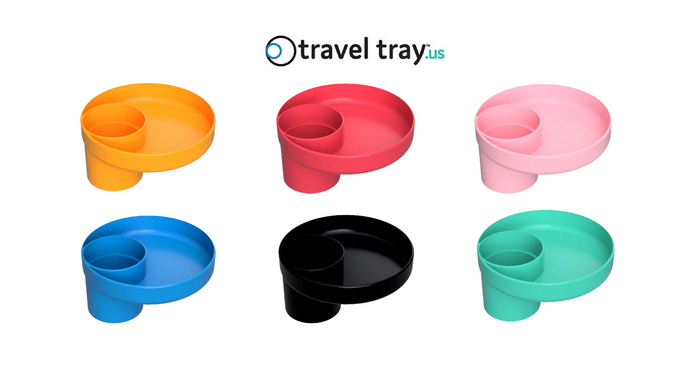Travel Tray all colors