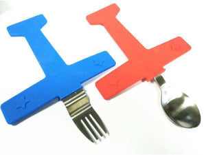 Airfork and Spoon Set