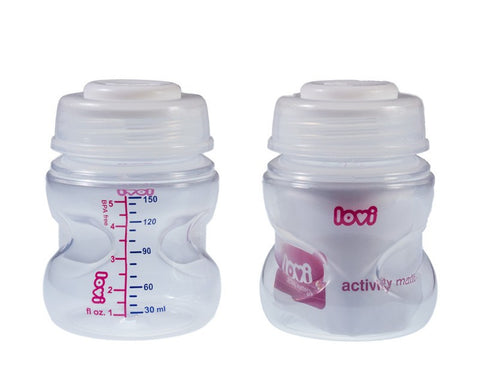 Breast Milk Storage Container