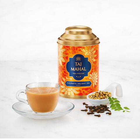 Karipatta Delight Tea (Chai)