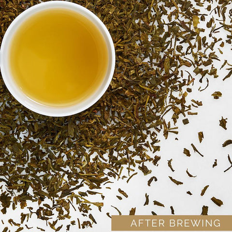 Darjeeling Whole Leaf Green Tea