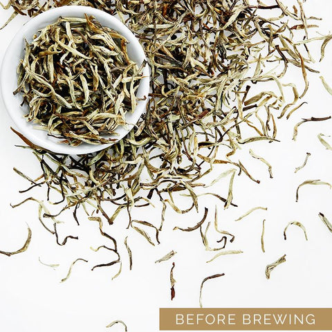 Darjeeling Whole Leaf White Tea
