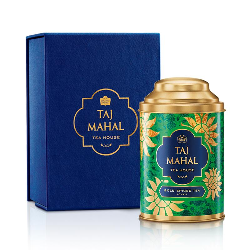 Bold Spices Tea (Chai) Gift Box