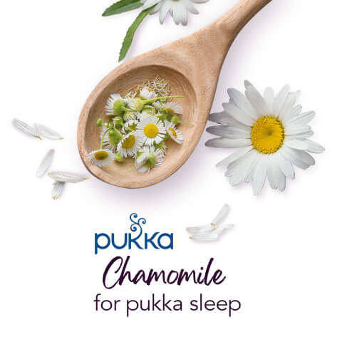 Pukka Chamomile, Vanilla & Manuka Honey Herbal Infusion, 20 teabags