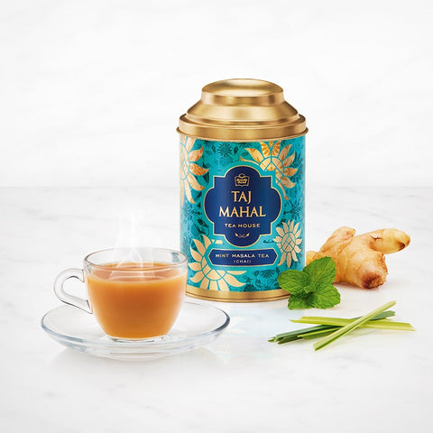 Mint Masala Tea (Chai)