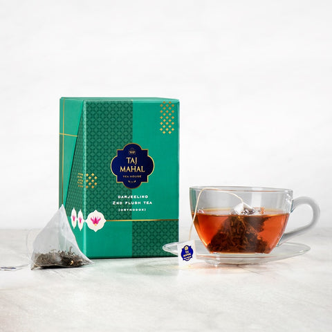 Darjeeling 2nd Flush Tea Bag