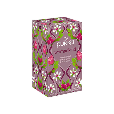 Pukka Womankind Herbal Infusion, 20 teabags