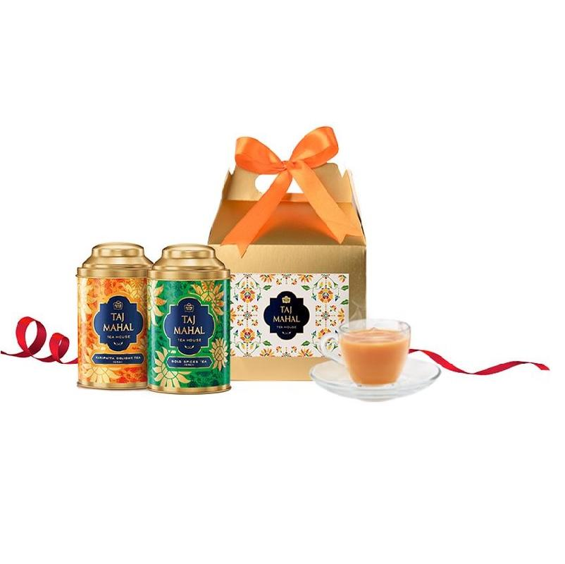 Bold Spices Tea and Karipatta Delight Tea
