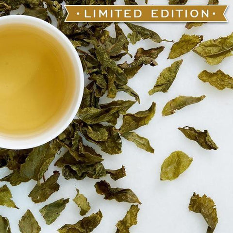 Limited Edition Misty Oolong Tea