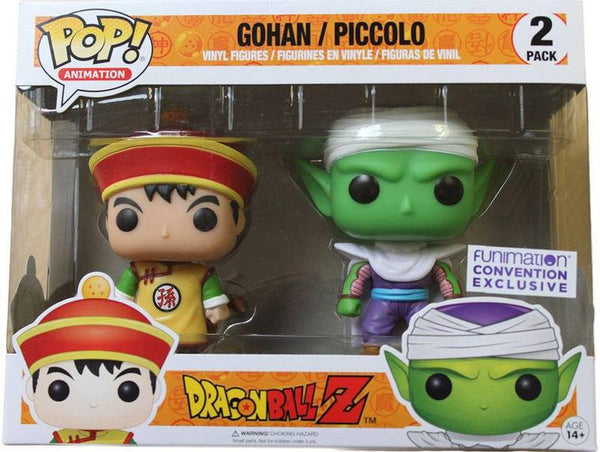 Dragon Ball Z - Gohan/Piccolo - Two Pack
