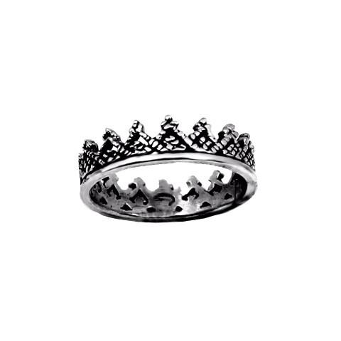 Elsa - 925 Sterling Silver Ring | LISTIC