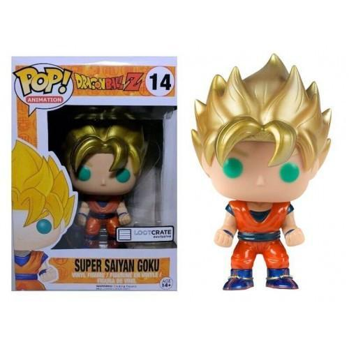 Dragon Ball Z - Super Saiyan Goku - Metallic (14)