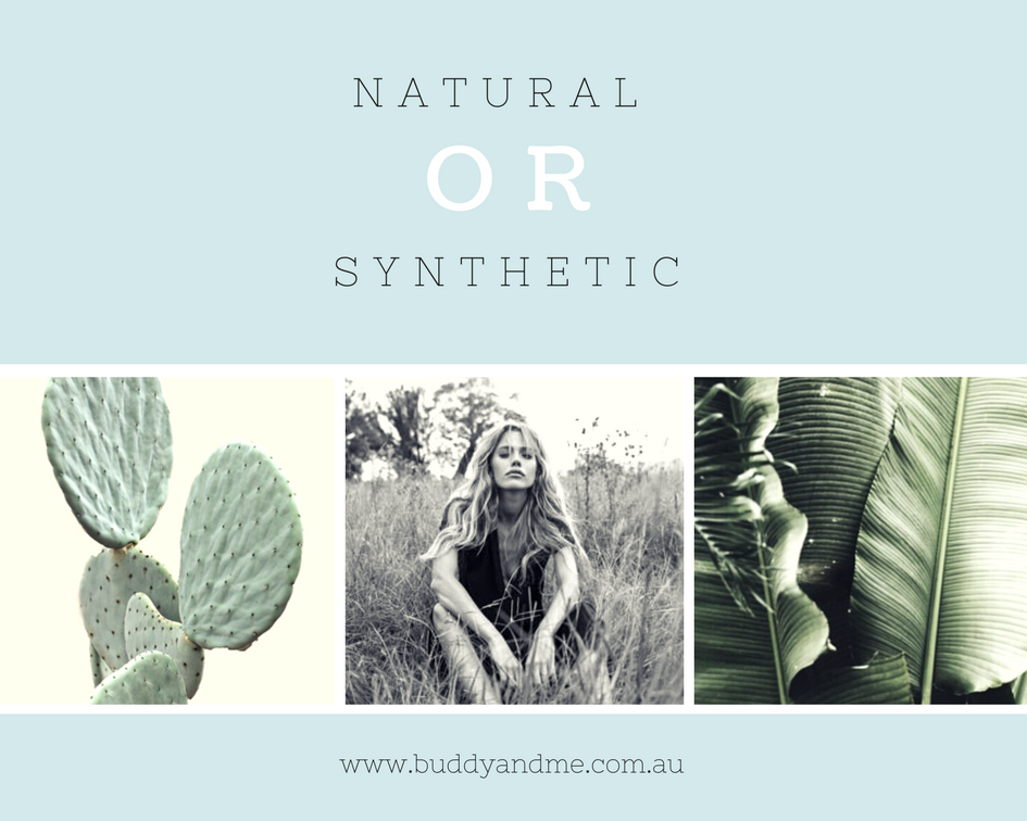 Natural Vs Synthetic