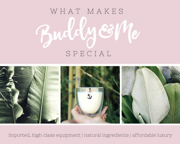 What goes into making Buddy & Me so special?