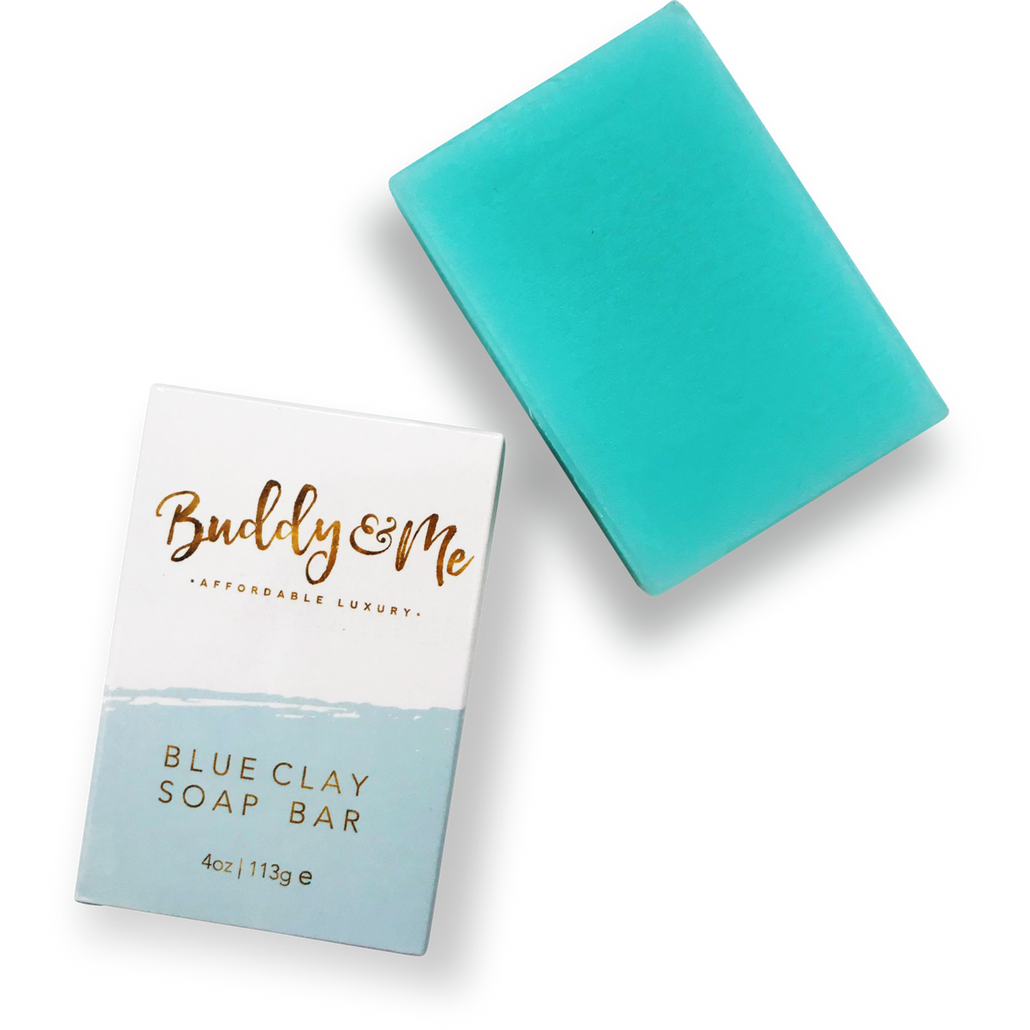 SOAP BLUE CLAY