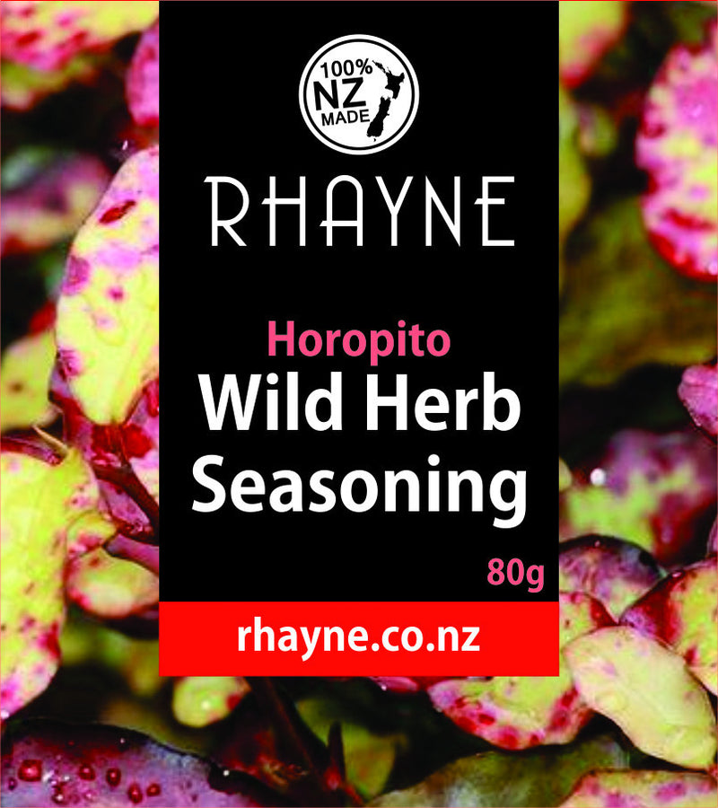 Horopito Wild Herb Seasoning