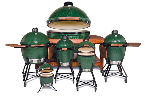 BBQ Big Green Egg - Rhayne Horopito