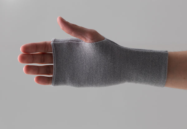 Merino Plain Fingerless Glove