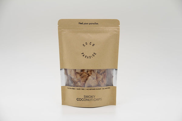 Coconut Chips - Smoky (80g)
