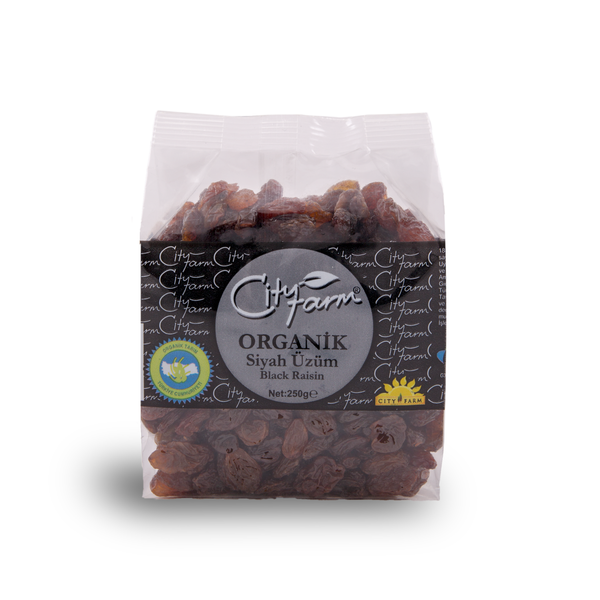 Organic Black Raisin