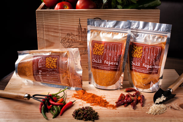 House Blended Chilli Powder (120 g)