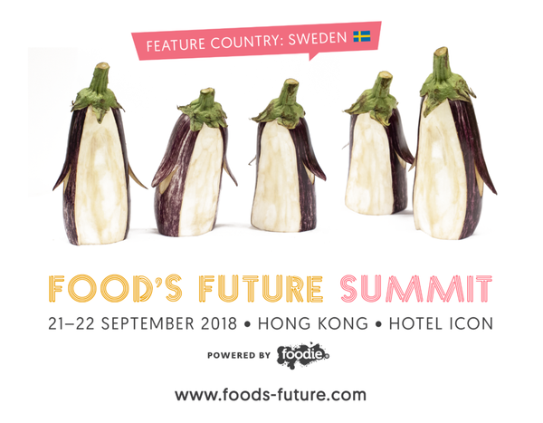 The Food's Future Summit 2018 - ALL ACCESS PASS
