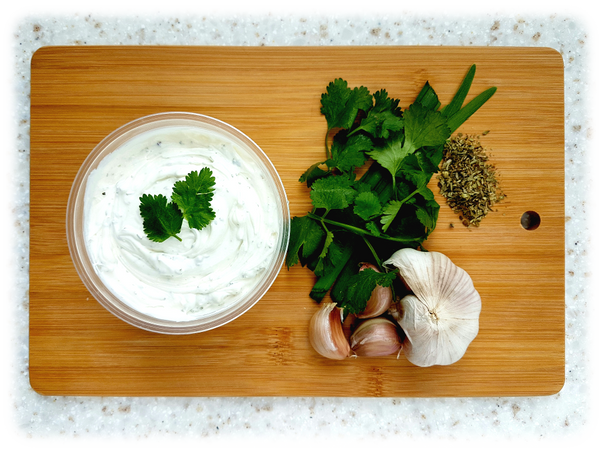 Cream Cheese - Garlic & Mixed Herbs (150g)
