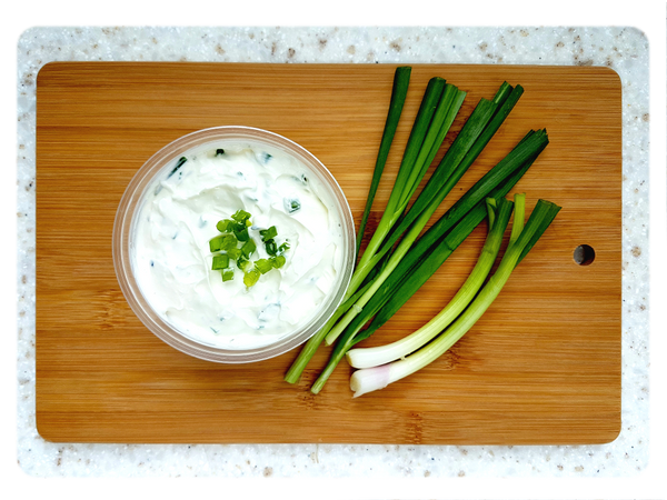 Cream Cheese - Spring Onion & Chives (150g)