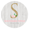 Southern Style Design Bar