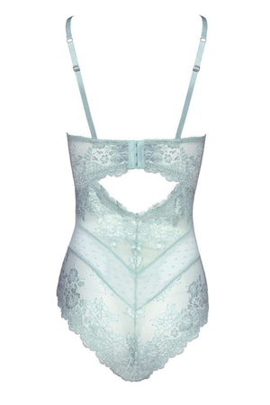 The Josi Lace Bodysuit - Unlucky Lingerie