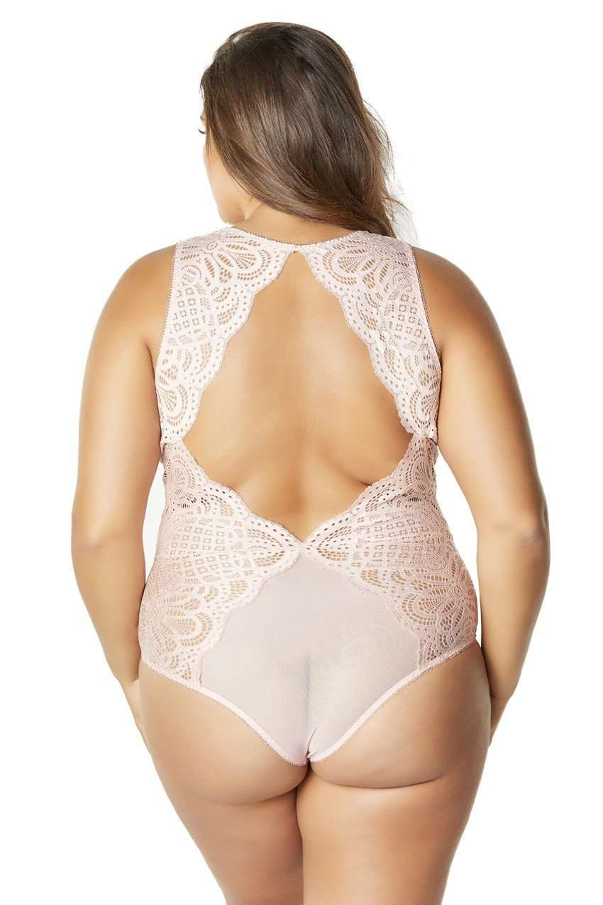 The Bohemian Lace Bodysuit - Unlucky Lingerie