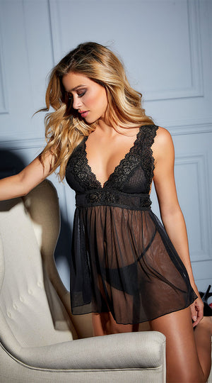 The Norelle Babydoll