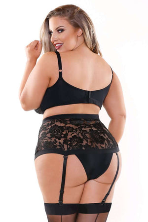 Monique High Waist Set - Unlucky Lingerie