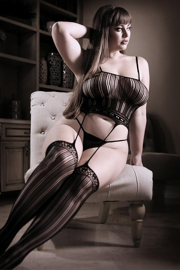 The Black Magic Bodystocking