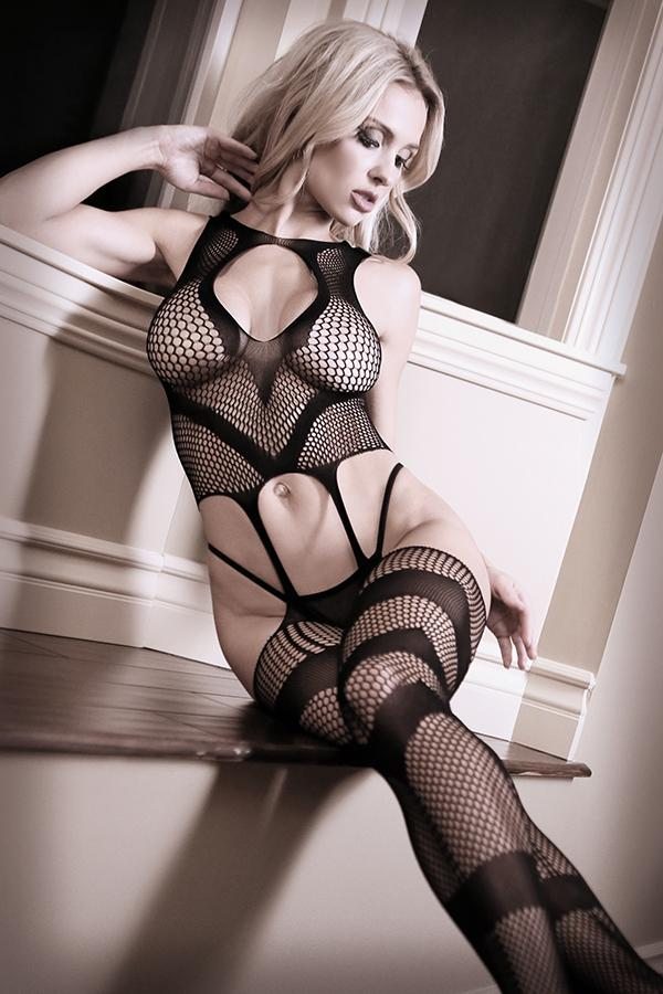 Night Moves Bodystocking