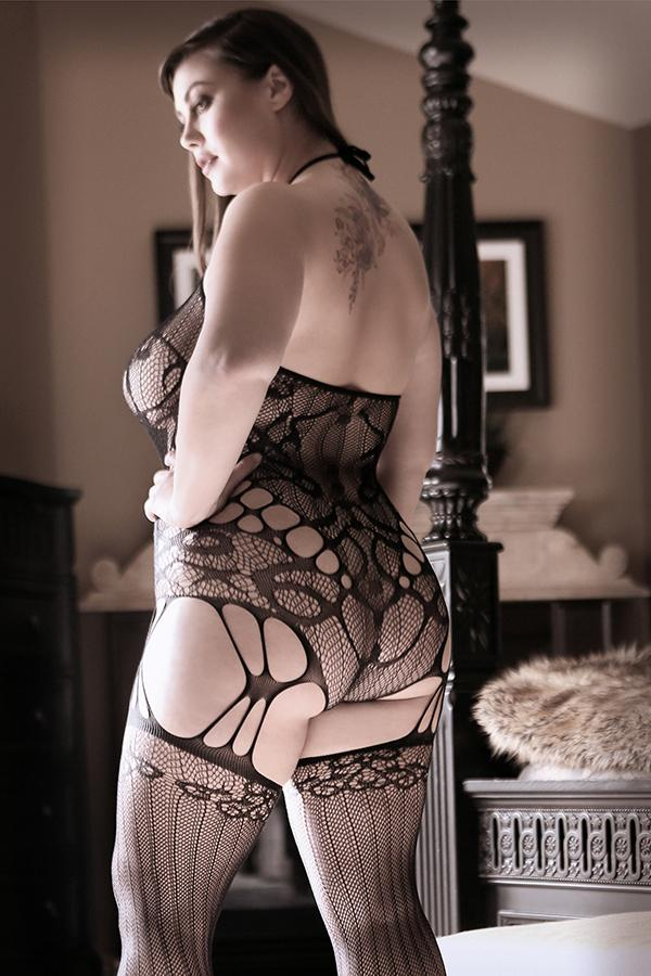 Good Night Kiss Bodystocking