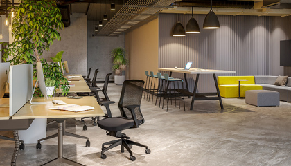Agile, Adaptable and Flexible – The future of the office space