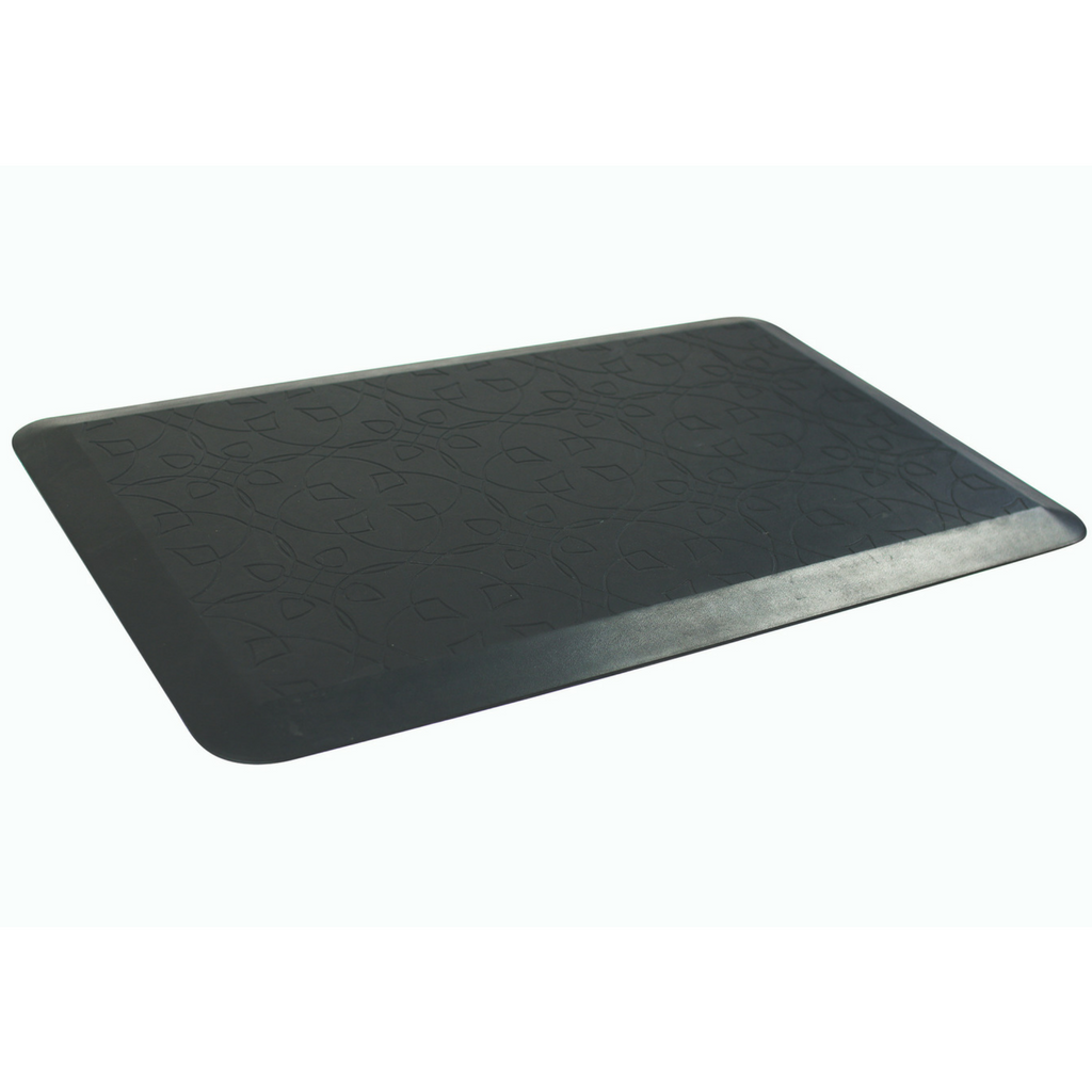 Arise Standsoft Anti - Fatigue Mat Black