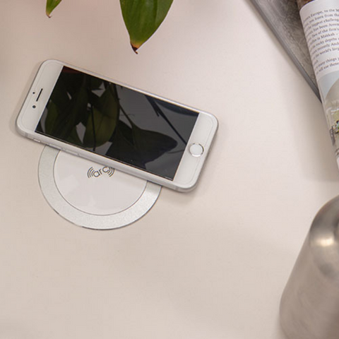 Arc 80 In-Desk Wireless Charger