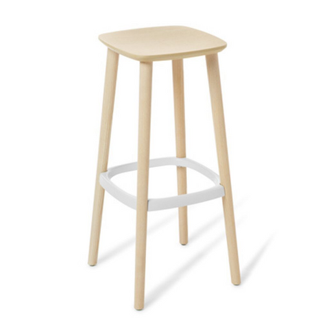 Babila Stools Bleached Ash Timber