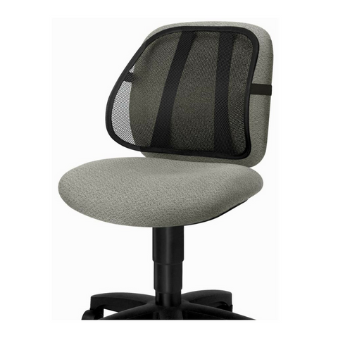 Back Support Fellowes Mesh