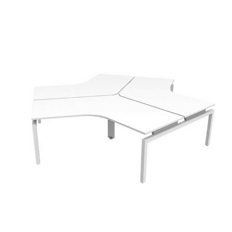 Balance 120 Degree 3 POD Workstations